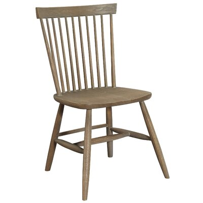 Hernandez Dining Chair Color: Saddle Gray