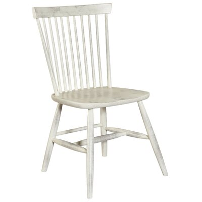 Hernandez Dining Chair Color: Weathered White