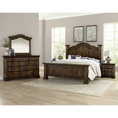 Kilpatrick Sleigh Configurable Bedroom Set