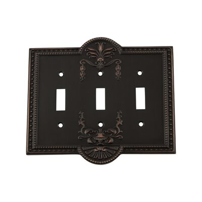 Meadows Light Switch Plate Finish: Timeless Bronze