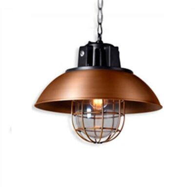 Crosier 1-Light Inverted Pendant