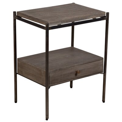 Marrone End Table