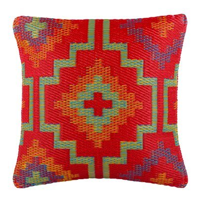 Hudock Outdoor Throw Pillow