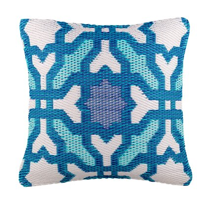 Chaparro Outdoor Throw Pillow Size: 20 x 20