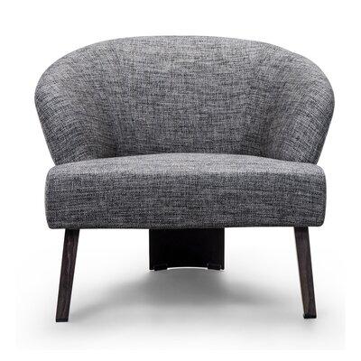 Gilberton Armchair Upholstery: Dark Gray