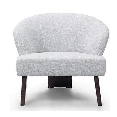 Gilberton Armchair Upholstery: Light Gray