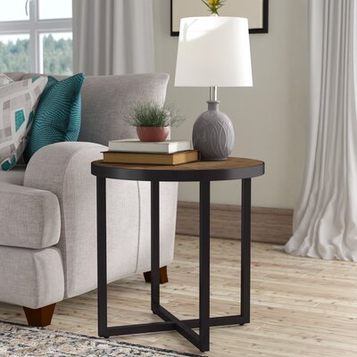 Susanna Round End Table