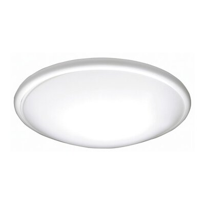 Bilodeau Flush Mount Fixture Finish: White