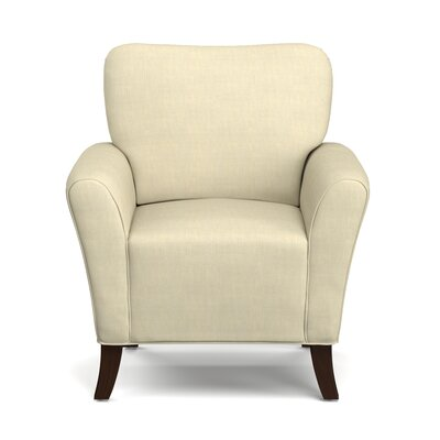 Westley Armchair Upholstery: Creamy Tan