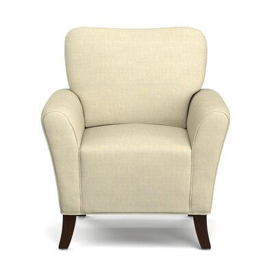 Westley Armchair Upholstery: Creamy Tan
