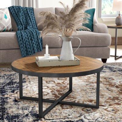 Susanna Round Coffee Table