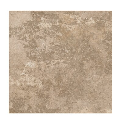 Toscana 18 x 18 Ceramic Field Tile in Natural