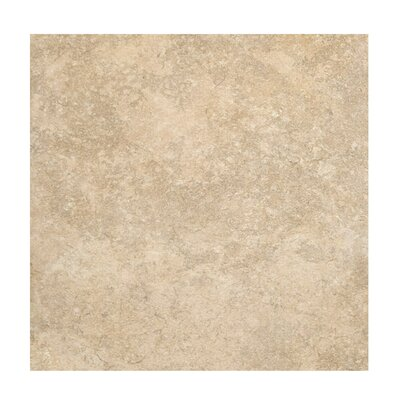 Toscana 18 x 18 Ceramic Field Tile in Beige