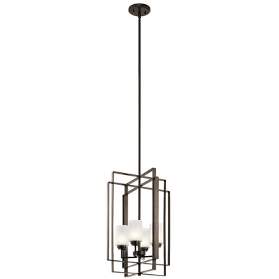 Zazueta 4-Light Foyer Pendant