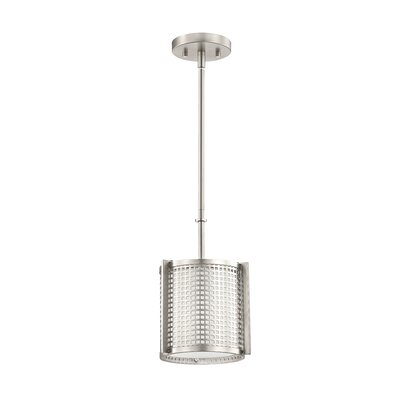 Pelayo 1-Light Mini Pendant