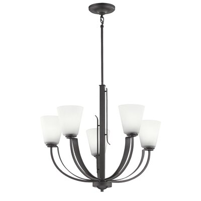 Mullican 5-Light Candle-Style Chandelier