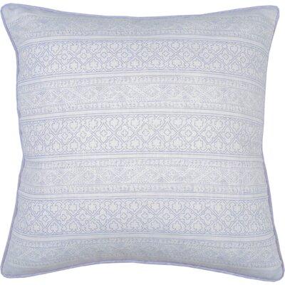 Spring II Jaipur Cotton Throw Pillow Color: Lilac