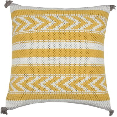 Spring II Riviera Cotton Throw Pillow Color: Bamboo