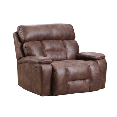 Pledger Cuddler Recliner Reclining Type: Manual