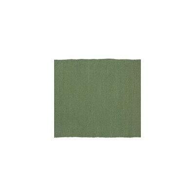 Harper Hand-Woven Green Indoor/Outdoor Area Rug