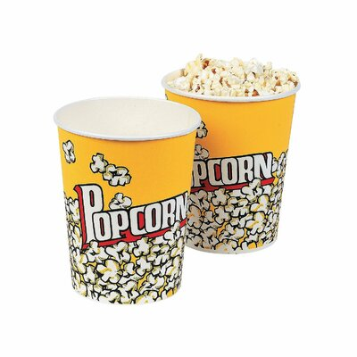 Popcorn Cup Kc-3/693-w