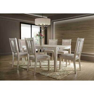 Mccasland 7 Piece Counter Height Dining Set