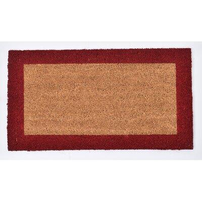 Sheltered Coir Coco Fiber Doormat