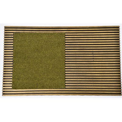 Sheltered Bill Coir Coco Rubber Doormat