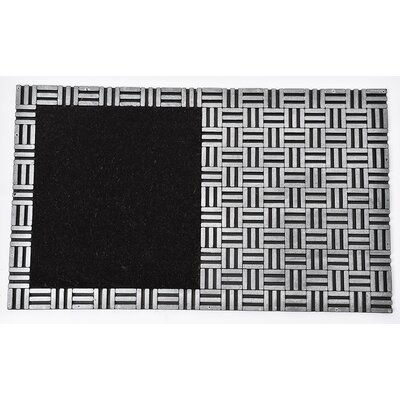 Sheltered Hector Coir Coco Rubber Doormat