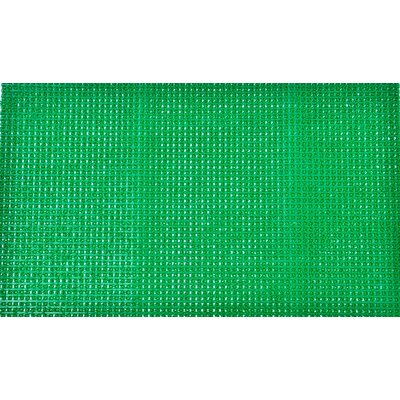 Outdoor Pixie Artifical Grass Doormat Color: Green