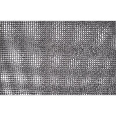 Outdoor Pixie Artifical Grass Doormat Color: Gray