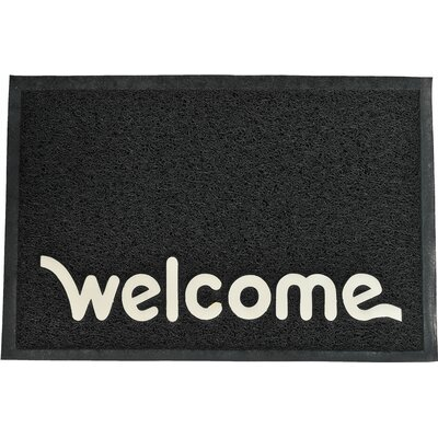 Outdoor Printed Welcome PVC Doormat