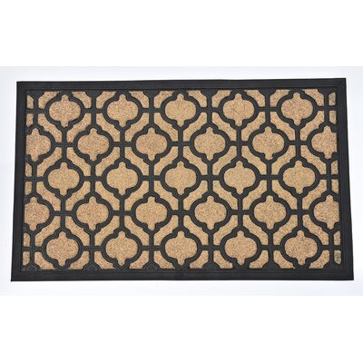 Sheltered Riad Polyester Doormat