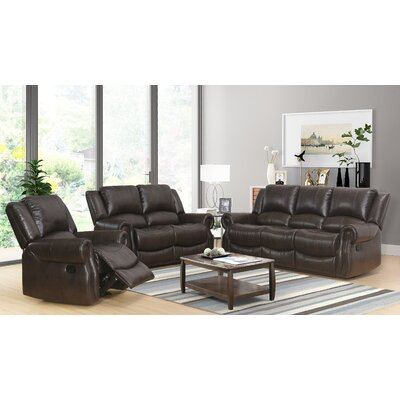Digiovanni 3 Pieces Living Room Set