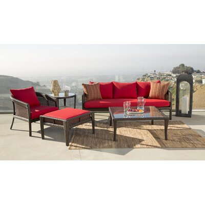 Affordable Wicker Rattan Conversation Set Product Photo
