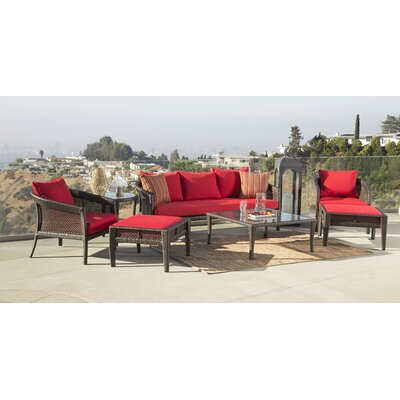 View Wicker Rattan Conversation Set Product Photo