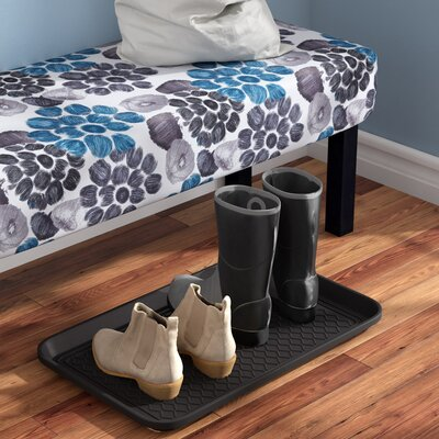 Boot Tray Mat Size: Rectangle 15 x 24