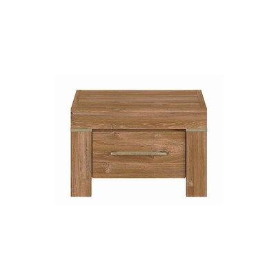 Marcum 1 Drawer Nightstand