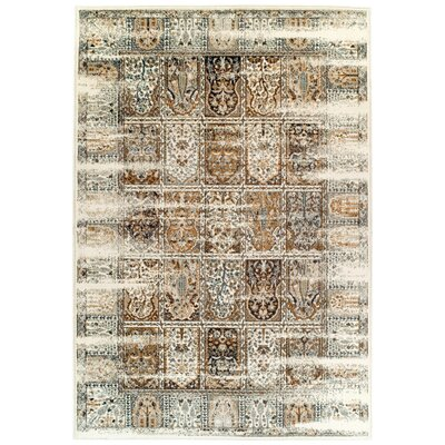 Crossman Superior Camel/Brown Area Rug Size: Rectangle 5 x 8