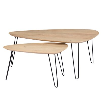 Laverty 2 Piece Nesting Tables