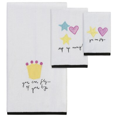 Helen 3 Piece Towel Set