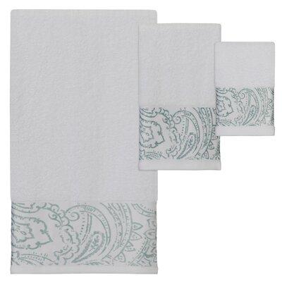 Twigg Print 6 Piece Towel Set