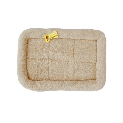 Soft Plush Comfy Pet Bed Cushion Mat