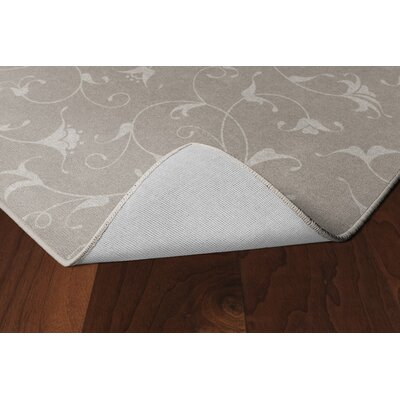 Dessert Floral Beige Area Rug Rug Size: Rectangle 76 x 10