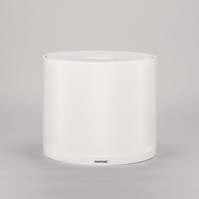 Mintaka 9.8 Silk Drum Lamp Shade Color: Brilliant White