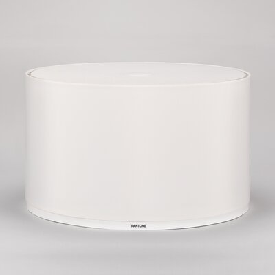 Mintaka 17.7 Silk Drum Lamp Shade Color: Brilliant White
