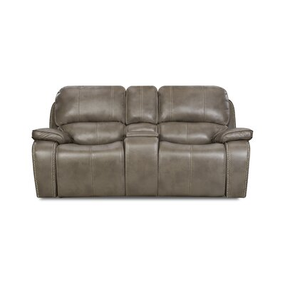 Chon Reclining Loveseat Recliner Mechanism: Manual