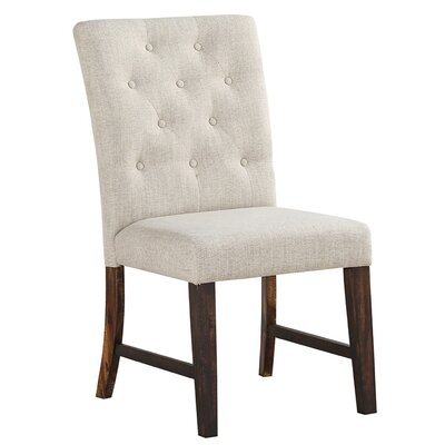 Puppis Upholstered Dining Chair (Set of 2)