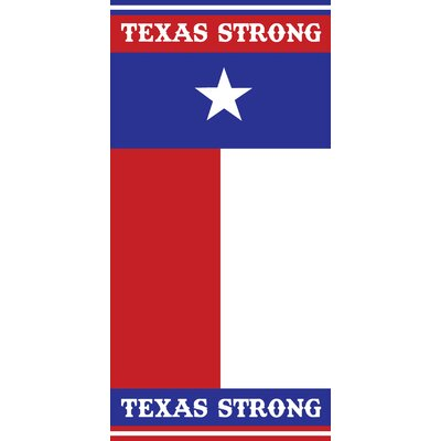Cyr Do Not Mess with Texas Beach Towel (Set of 2)