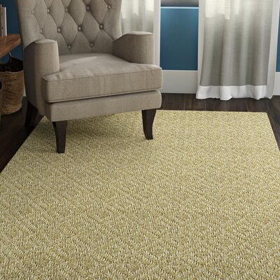 Palmyre Natural Area Rug Rug Size: 6 x 9